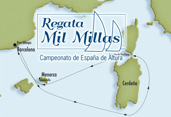 REGATA MIL MILLAS