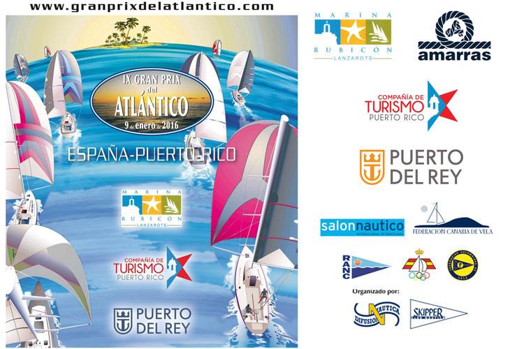 CARTEL GRAN PRIX DEL ATLANTICO 2014
