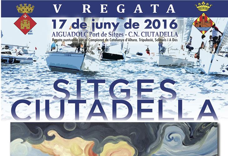 v regata SITGES-CIUTADELLA