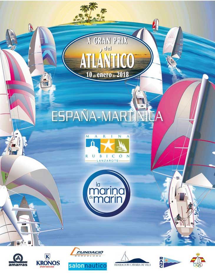 GRAN PRIX DEL ATLANTICO 2018 ESPAÑA-MARTINICA