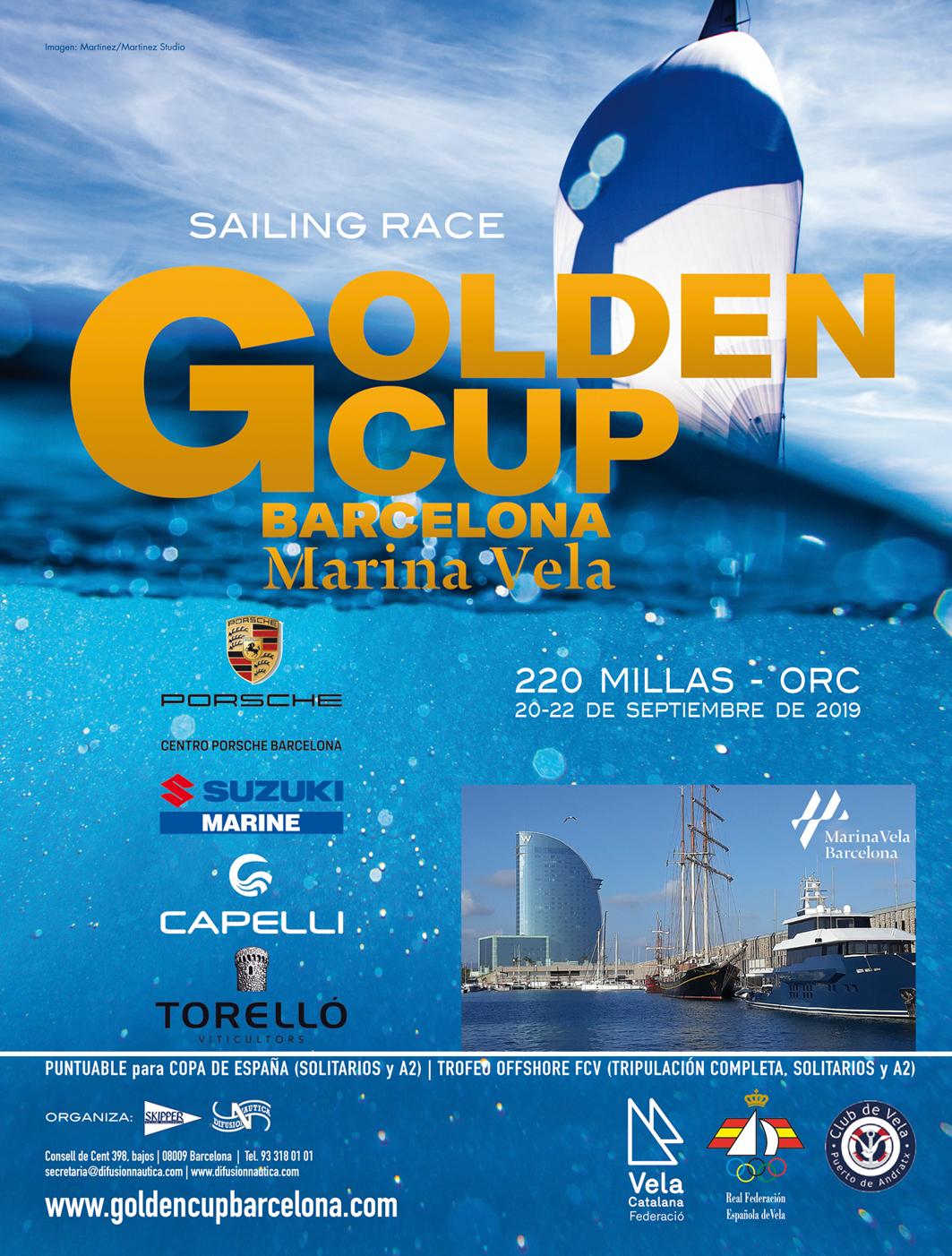 GOLDEN-CUP TORELLO