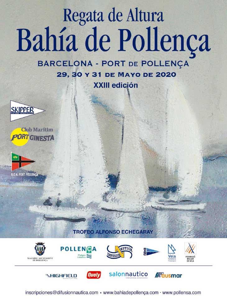 Regata Bahia Pollenca 2020